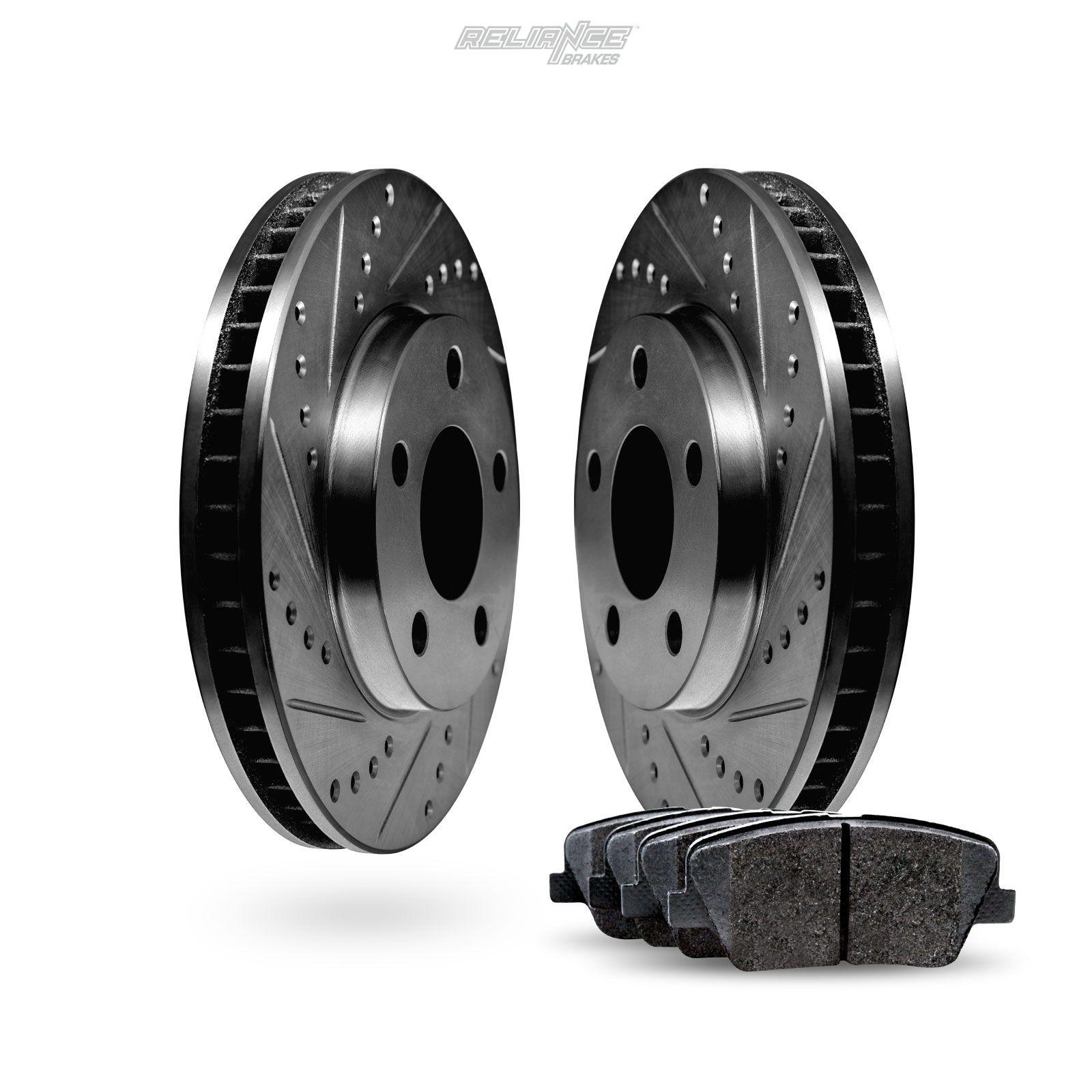 Front Wagner BD61866 Premium Brake Rotor