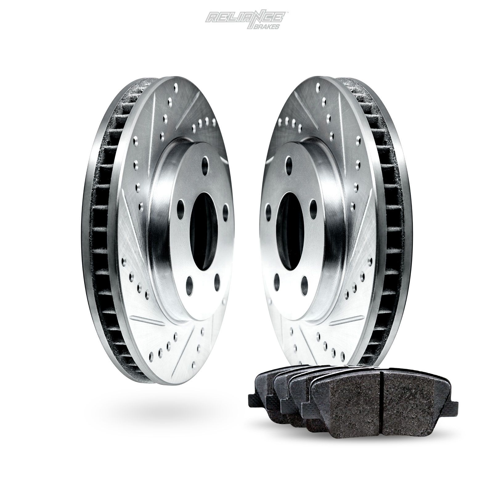 Rear Ceramic Brakes For Kia Forte Koup Sedan Forte5 SX Front