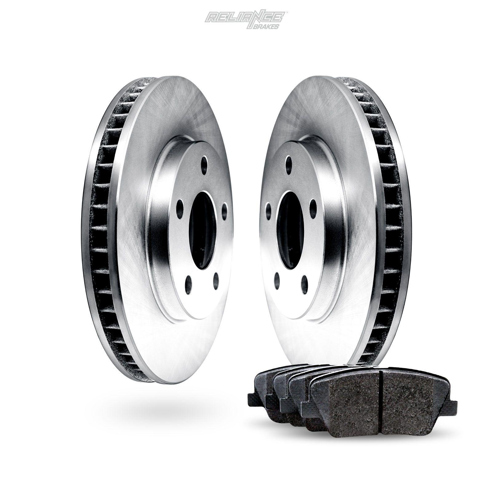 2010 2011 2012 for Hyundai Santa Fe Disc Brake Rotors and Ceramic Pads Front