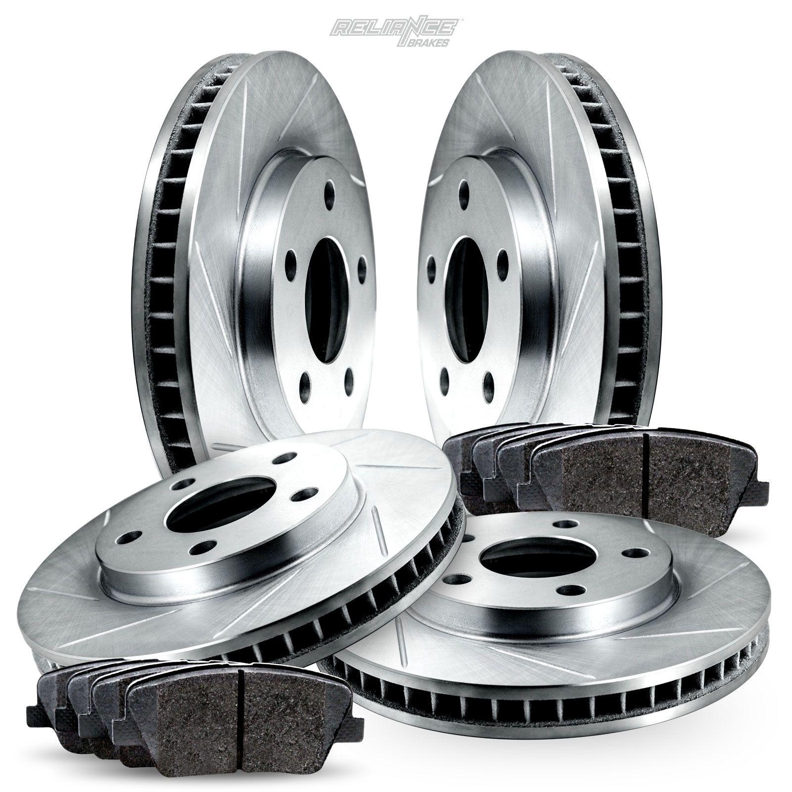 2007 2008 2009 for Hyundai Veracruz Disc Brake Rotors and Ceramic Pads Front